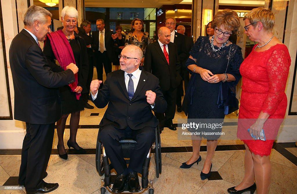 25th Anniversary Gala Dinner - International Paralympic Committee : News Photo