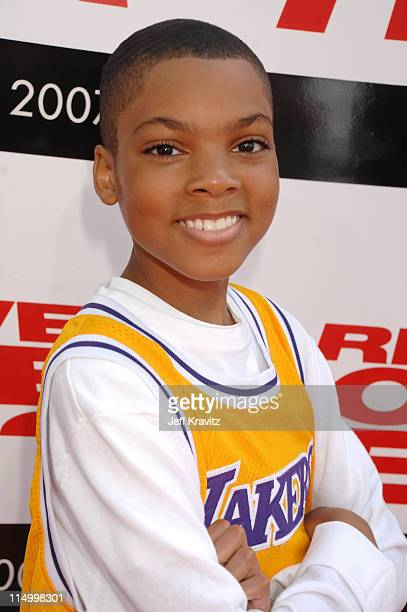 Philip Daniel Bolden during 'Are We Done Yet' Los Angeles Premiere Red Carpet at Mann Village Theater in Westwood California United States