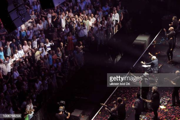 Philip David Charles Phil Collins Not Dead Yet LiveTour am 11 Juni 2017 in der LanxessArena Köln