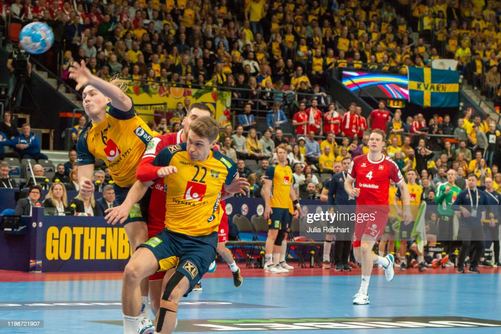 Philip Henningsson And Lucas Pellas Of Sweden And Dmitrij Kuttel And News Photo Getty Images