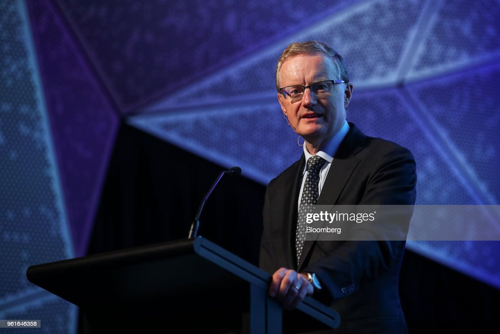 RBA Governor Phil Lowe Speaks at Australia-China Relations Institute Event