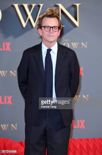 Philip Martin attends the World Premiere of Netflix's 'The Crown' Season 2 at Odeon Leicester Square on November 21 2017 in London England