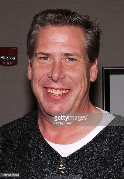 Philip McKeon attends Chiller Theatre Expo Spring 2018 at Hilton Parsippany on April 28 2018 in Parsippany New Jersey