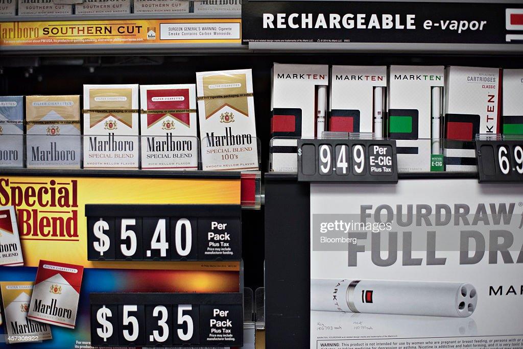 Philip Morris International Inc  Marlboro brand cigarettes