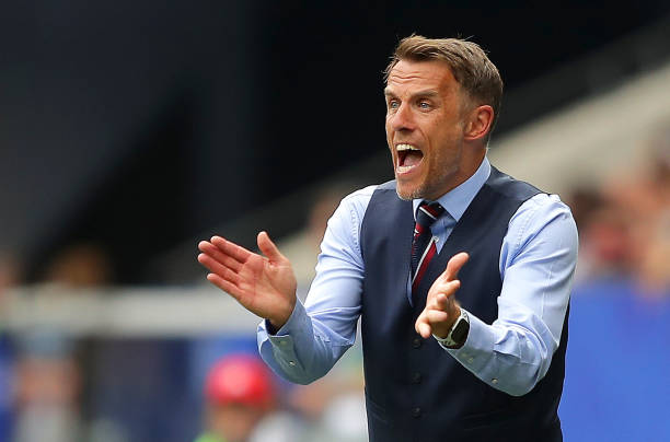 GBR: Phil Neville Leaves Role As England Women's Football Manager