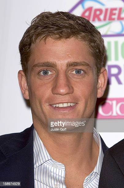 Philip Olivier Attends The 2006 Ariel High Street Fashion Awards At London'S Natural History Museum