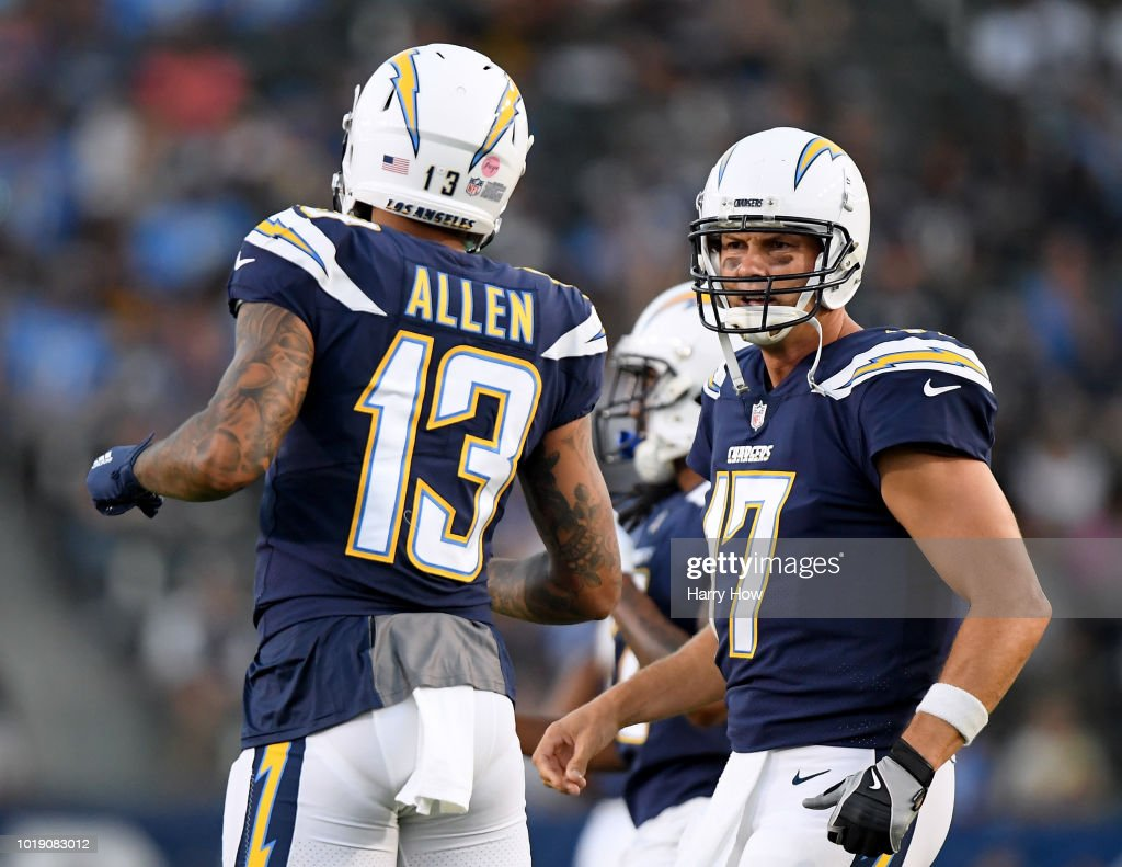 Seattle Seahawks v Los Angeles Chargers : News Photo