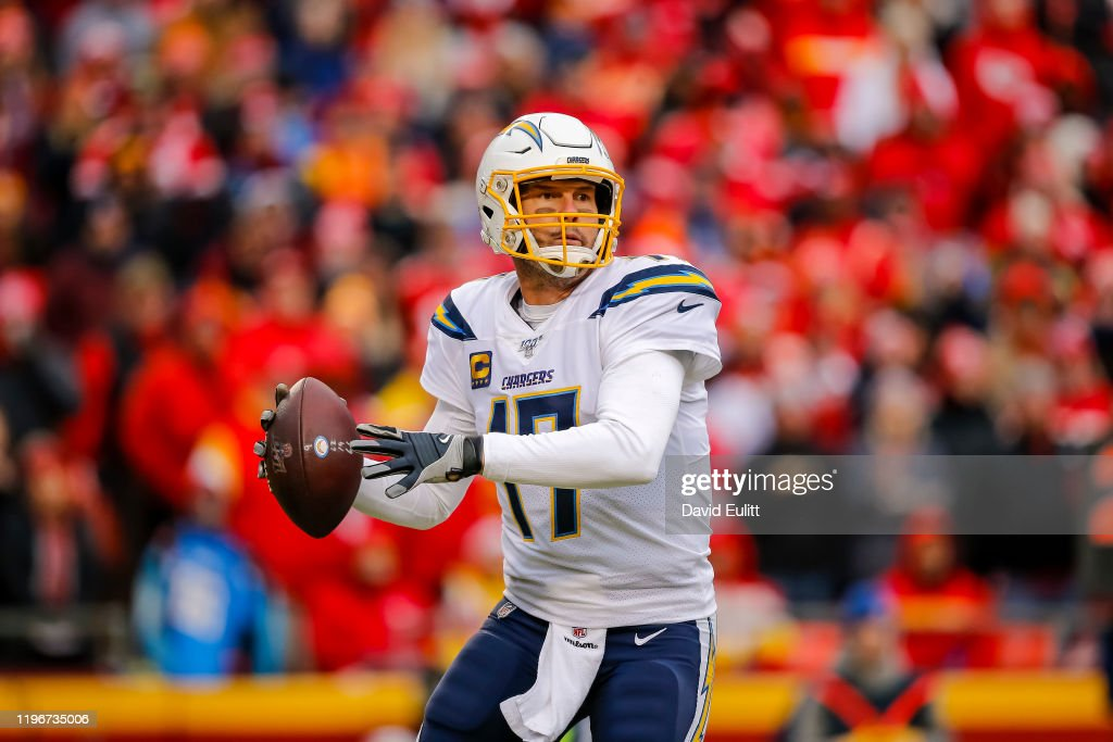 Los Angeles Chargers v Kansas City Chiefs : ニュース写真