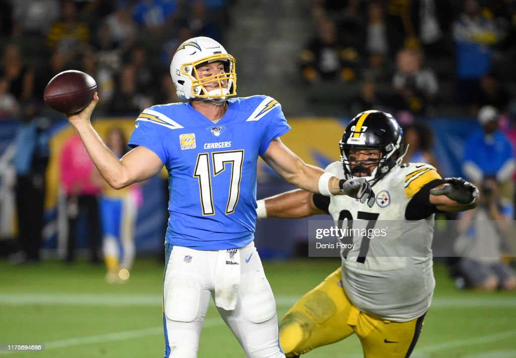 Pittsburgh Steelers v Los Angeles Chargers : News Photo