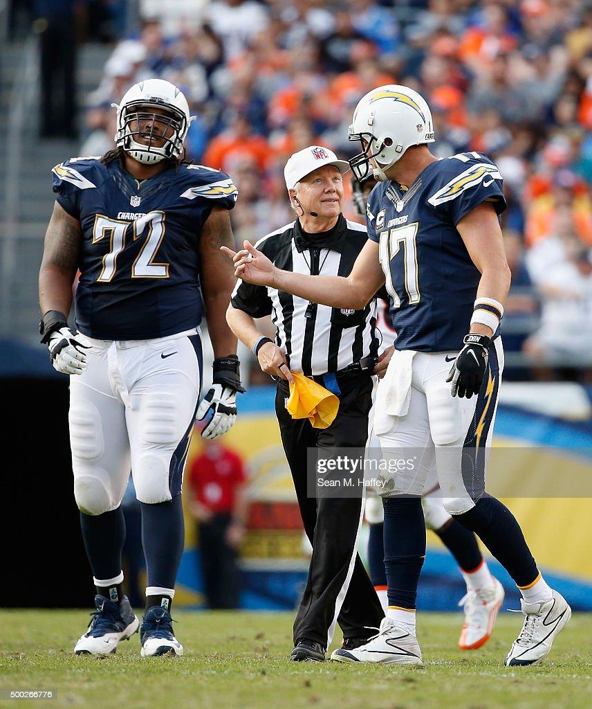 Denver Broncos v San Diego Chargers : News Photo