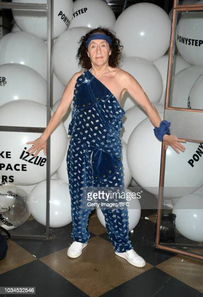 Philip Salon attends the Izzue X Ponystep LFW Party during London Fashion Week September 2018 on September 16 2018 in London England