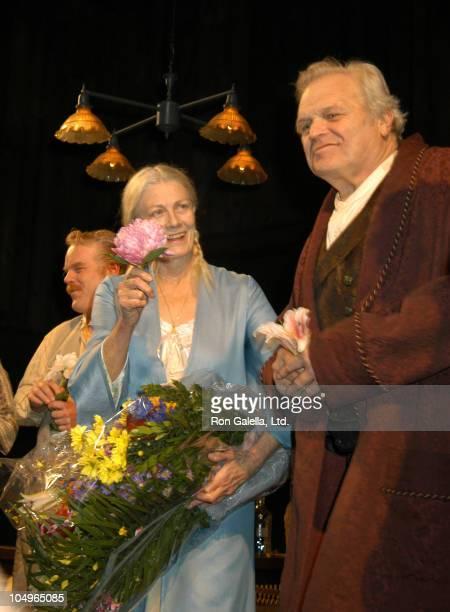 Philip Seymour Hoffman Vanessa Redgrave and Brian Dennehy