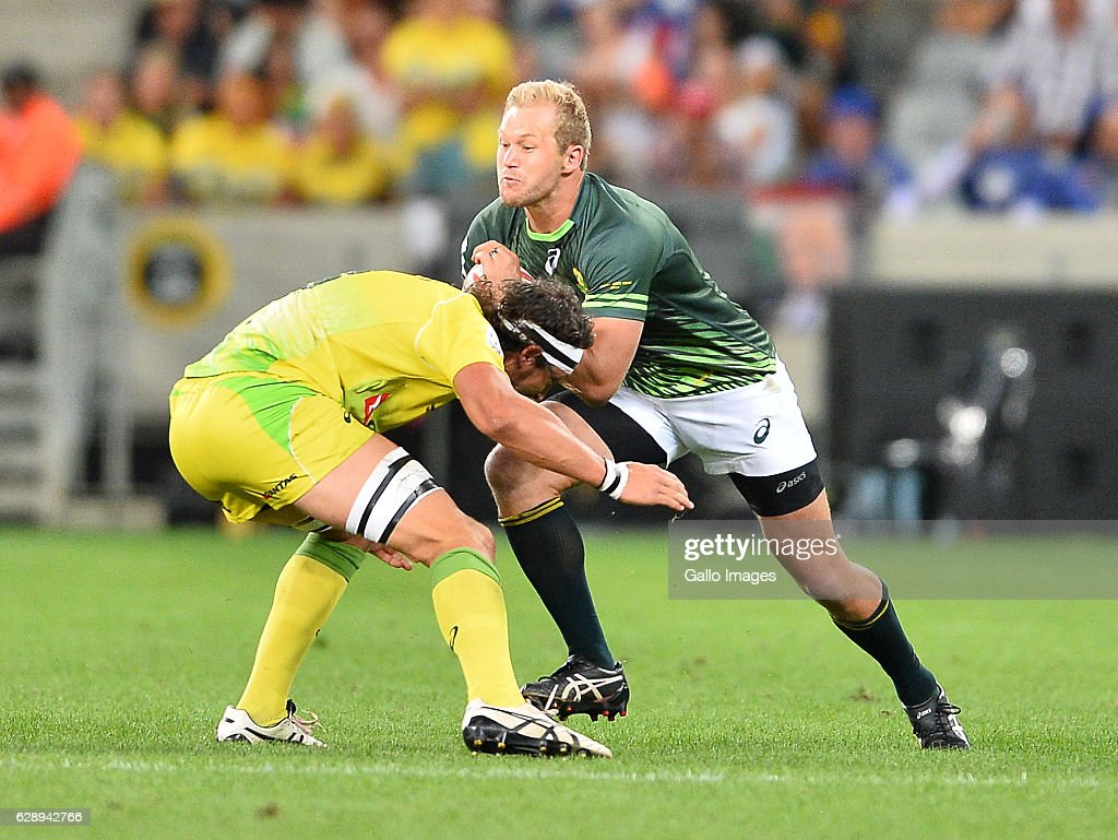 HSBC World Rugby Sevens Series - Cape Town - Day 1