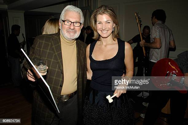 Philip Talkow and Eliza Osborne attend PETER ELLIOT 30th Anniversary Celeration at The Carlyle on November 28 2007 in New York City