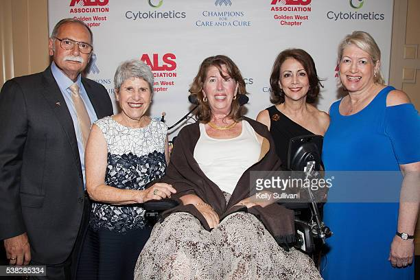 Philip Thomas Board Chair of The ALS Association Golden West Chapter Susan Morris Board Vice Chair of The ALS Association Golden West Chapter Kay...