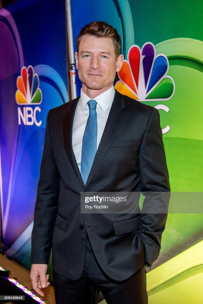 Philip Winchester attends NBC's New York mid season press junket at Four Seasons Hotel New York on March 8, 2018 in New York City.