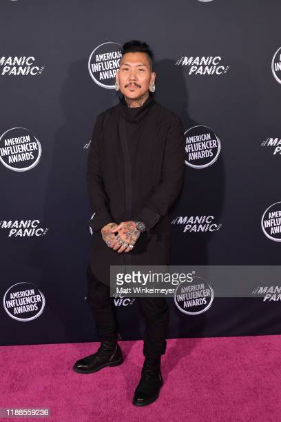 Philip Wolff attends the 2nd Annual American Influencer Awards at Dolby Theatre on November 18 2019 in Hollywood California