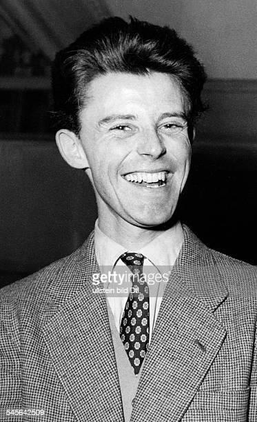 Philipe, Gérard *-+Schauspieler, Frankreich- Portrait- 1953