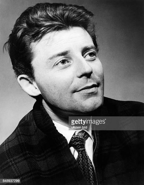 Philipe, Gérard *-+Schauspieler, Frankreich- Portrait- 1955