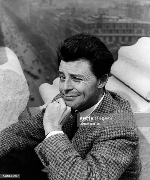 Philipe Gérard *Schauspieler Frankreich Portrait 1956