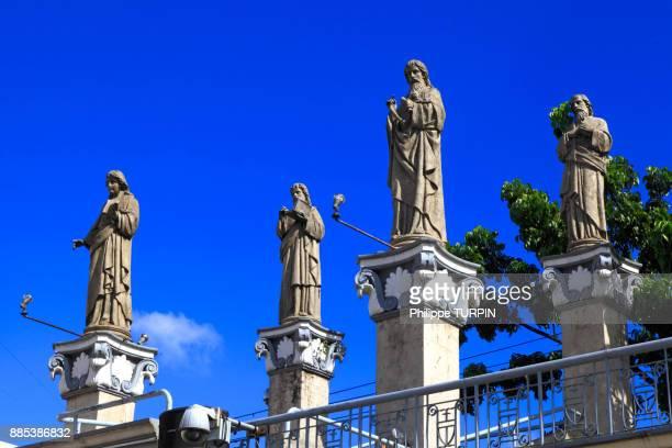 Philipinas, Cebu City. Cebu Island. Basilica Minore del Santo Nio