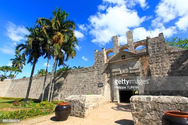 Philipinas, Cebu City. Cebu Island. Fort. San Pedro.