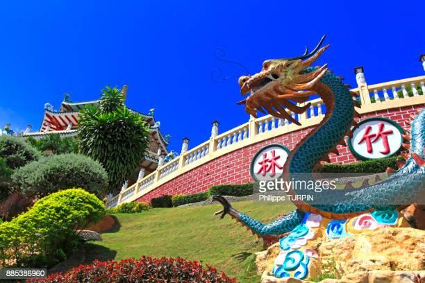 Philipinas, Cebu City. Cebu Island. Taoist Temple Cebu