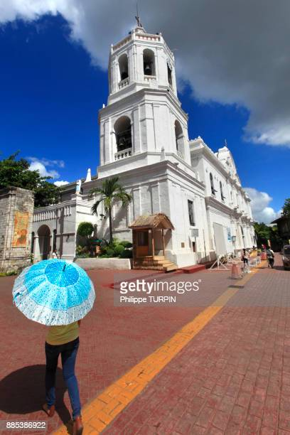 Philipinas, Cebu City. Cebu Island. The Metropolitan Cathedral of the Most Holy Name of Jesus and of St. Vitales.