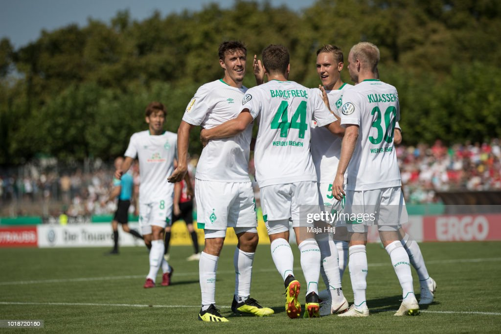 Wormatia Worms v Werder Bremen - DFB Cup