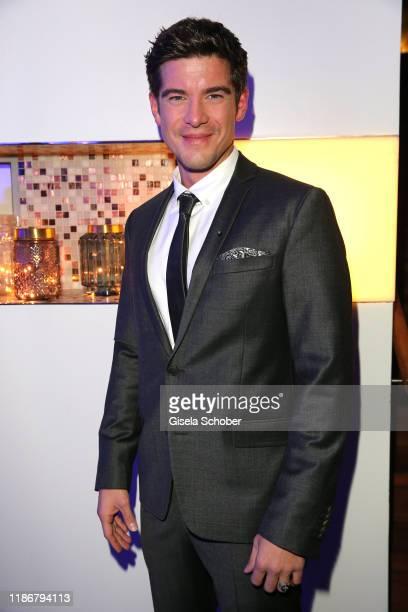 Philipp Danne during the ARD advent dinner hosted by the program director of the tv station Erstes Deutsches Fernsehen at Hotel Bayerischer Hof on...