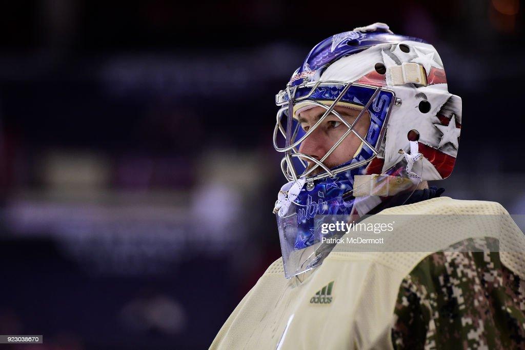 Tampa Bay Lightning v Washington Capitals : Nachrichtenfoto
