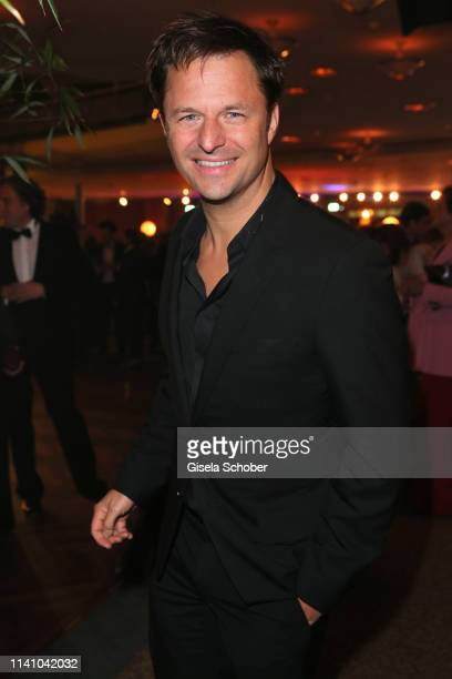 Philipp Hochmair during the Lola - German Film Award party at Palais am Funkturm on May 3, 2019 in Berlin, Germany.