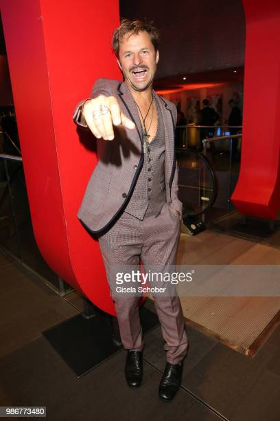 Philipp Hochmair during the opening night of the Munich Film Festival 2018 at Mathaeser Filmpalast on June 28, 2018 in Munich, Germany.