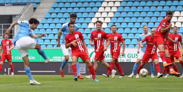 DEU: Chemnitzer FC v Hansa Rostock - 3. Liga