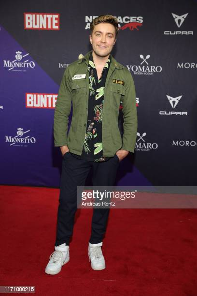 Philipp Isterewicz attends the Bunte New Faces Award Music on August 29 2019 in Dusseldorf Germany