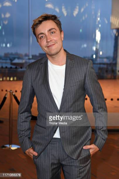Philipp Isterewicz attends the Deutscher Radiopreis at Elbphilharmonie on September 25 2019 in Hamburg Germany
