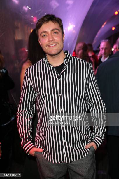 Philipp Isterewicz during the Bunte New Faces Award Style 2018 ceremony at Spindler Klatt on November 15 2018 in Berlin Germany