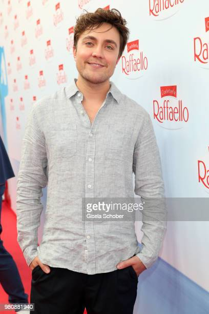 Philipp Isterewicz during the Raffaello Summer Day 2018 to celebrate the 28th anniversary of Raffaello on June 21 2018 in Berlin Germany
