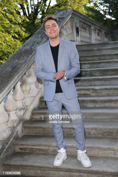 Philipp Isterewicz during the Raffaello Summer Day on June 18 2019 in Berlin Germany