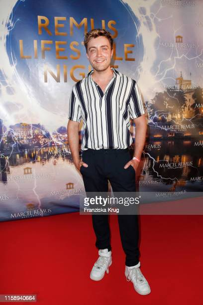 Philipp Isterewicz during the Remus Lifestyle Night on August 1 2019 in Palma de Mallorca Spain