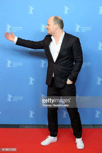 Philipp Jedicke attends the 'Shut Up and Play the Piano' premiere during the 68th Berlinale International Film Festival Berlin at Kino International...