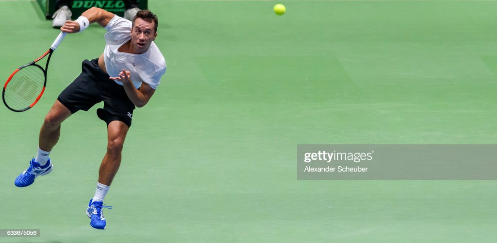 Germany v Belgium: Davis Cup World Group First Round