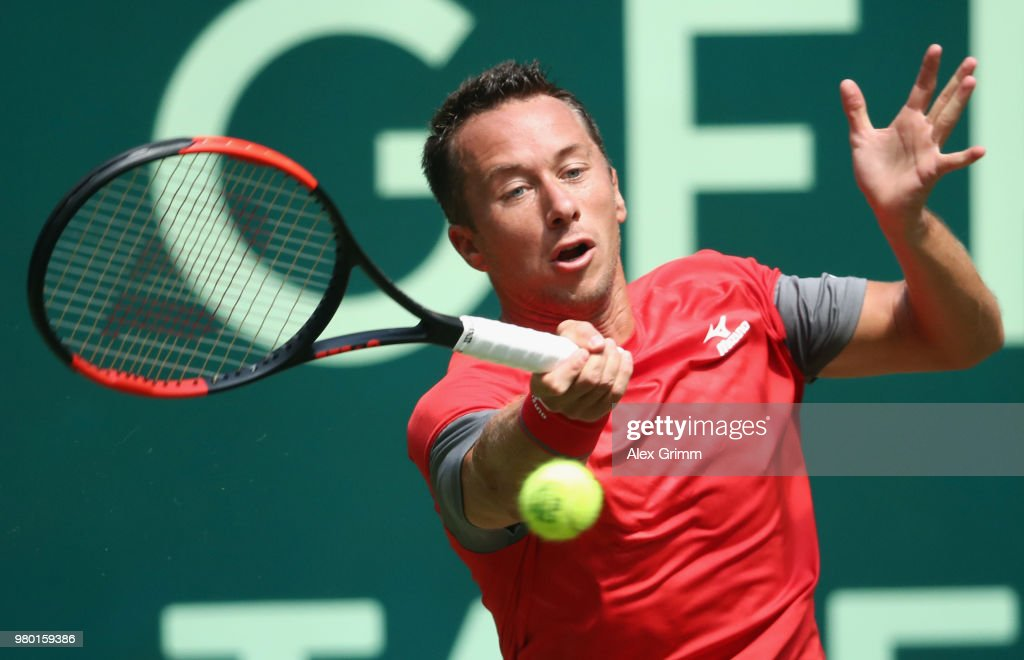 Gerry Weber Open - Day 4