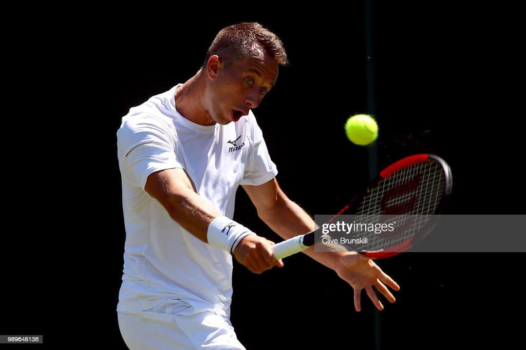 Day One: The Championships - Wimbledon 2018 : News Photo
