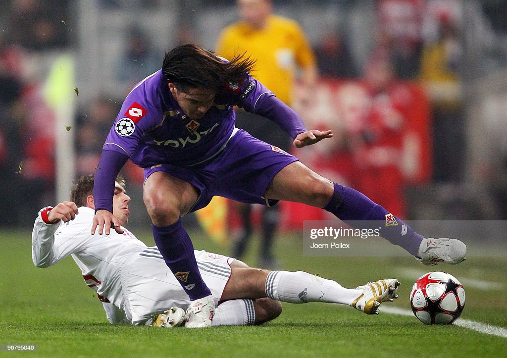 Bayern Muenchen v ACF Fiorentina - UEFA Champions League