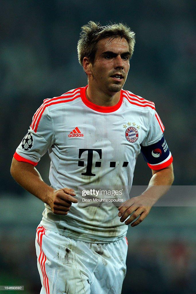 Philipp Lahm Körpergröße