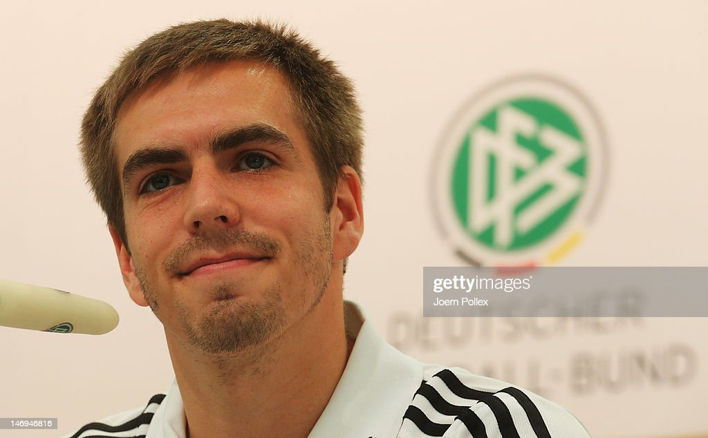 Germany Press Conference - UEFA EURO 2012