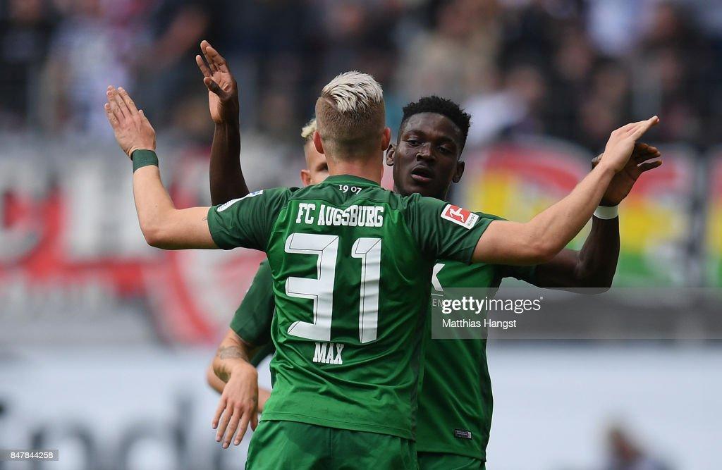 Eintracht Frankfurt v FC Augsburg - Bundesliga