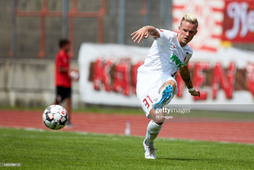 FC Augsburg v FC Wuerzbuger Kickers - Pre Season Friendly Match : News Photo
