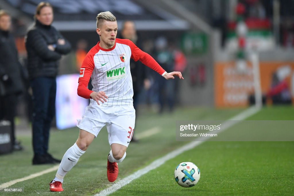 FC Augsburg v Hamburger SV - Bundesliga : News Photo